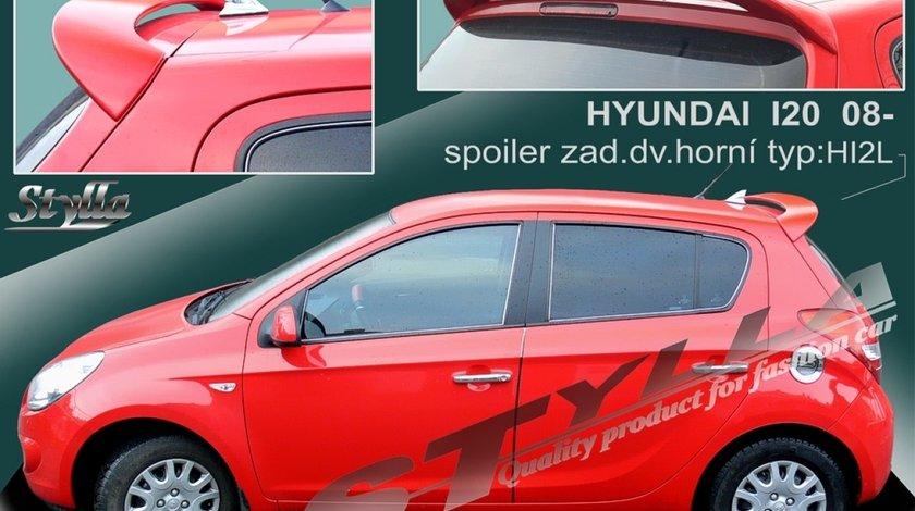 Eleron ornament adaos haion tuning sport Hyundai i20 2008-2014 v1