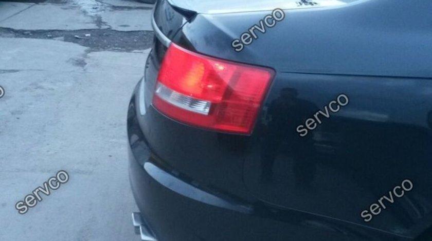 Eleron ornament capota portbagaj tuning sport Audi A6 C6 Sedan Sline S Line 2004-2011 v5
