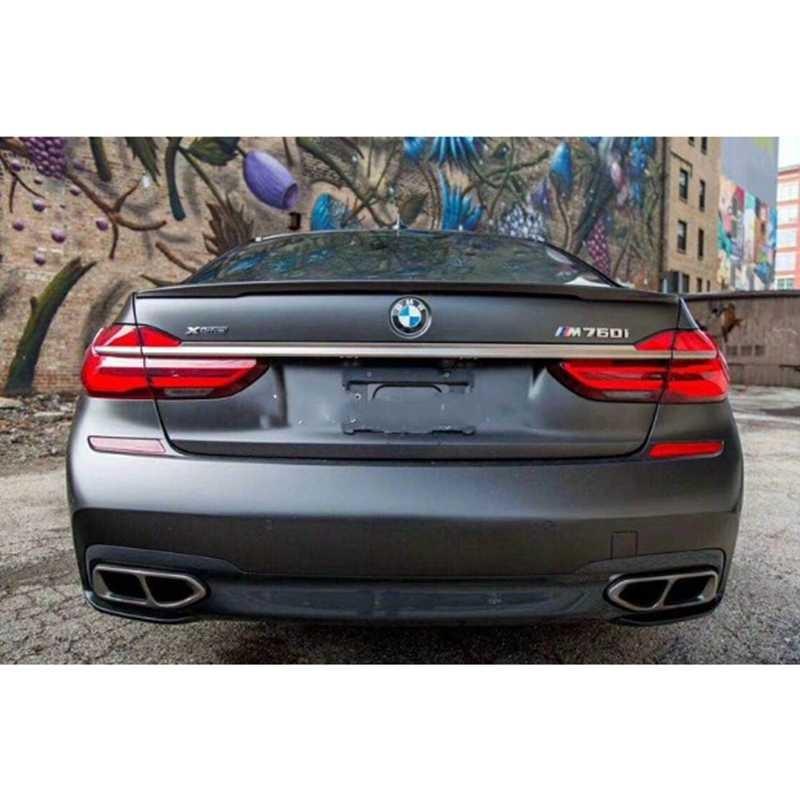 Eleron Performance BMW seria 7 G11 G12 negru lucios plastic abs