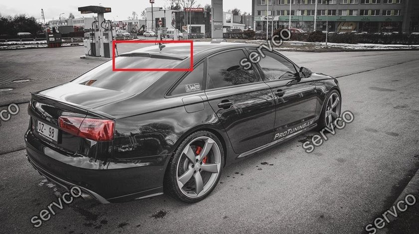 Eleron pleoapa luneta Audi A6 C7 4G 2012-2014 Sedan Sline S Line ver7