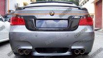Eleron portbagaj adaos tuning sport BMW E60 Seria ...
