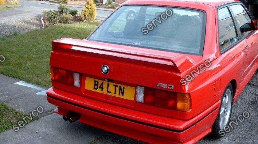 Eleron portbagaj Aero tuning sport BMW E30 Mtech M pack 2 v1