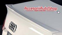 Eleron PORTBAGAJ Audi A4 B8 Plastic model ABT orig...