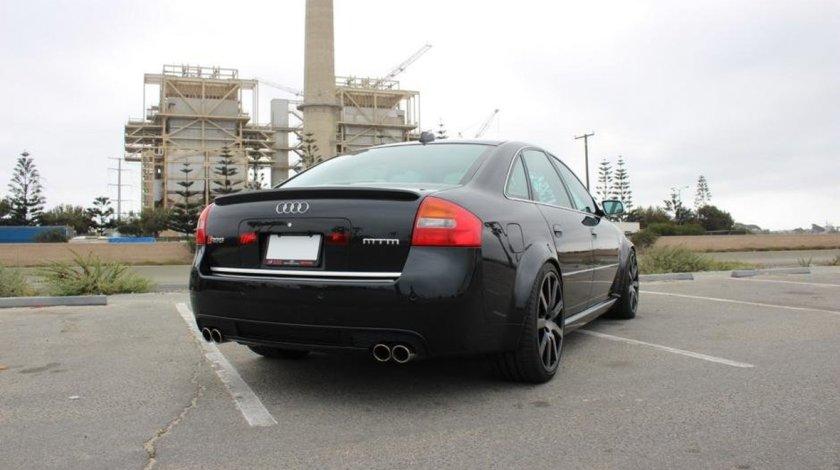 Eleron portbagaj Audi A6 C5 model RS6 material plastic abs