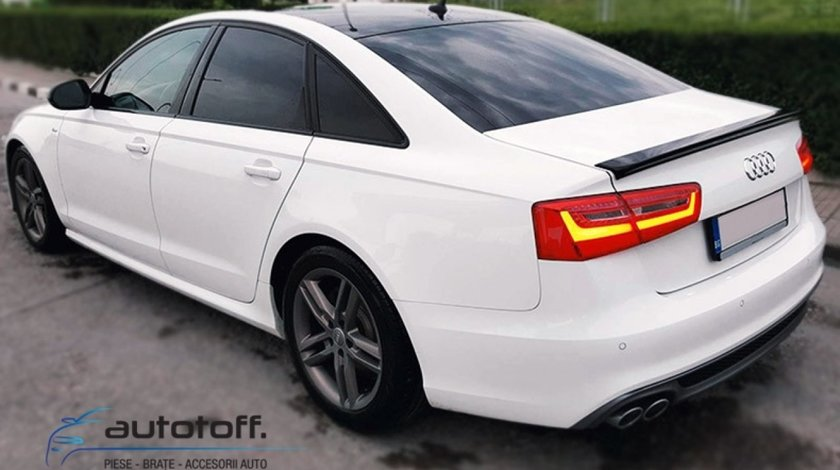 Eleron portbagaj Audi A6 C7 4G (2011+) model ABT