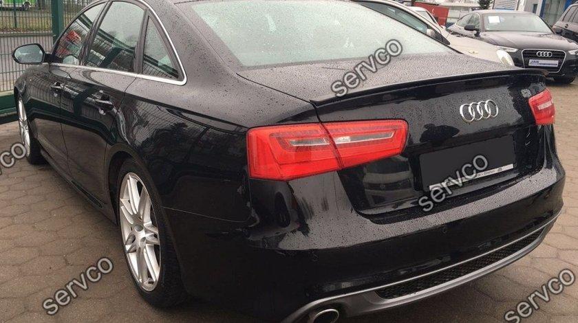 Eleron portbagaj Audi A6 C7 4G Sedan Limuzina 2012-2015 v3