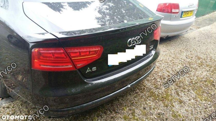 Eleron portbagaj Audi A8 D4 ABT Ab look 2010-2014 v1