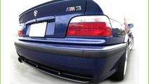 Eleron portbagaj BMW e36 plastic abs maleabil seda...