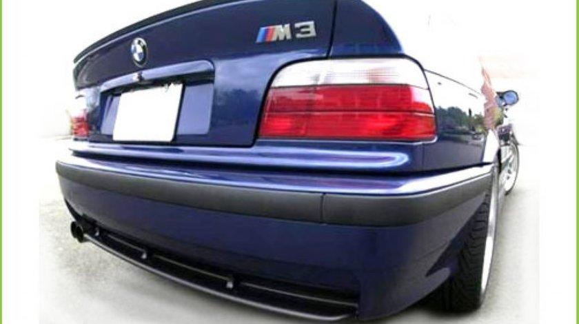 Eleron portbagaj BMW e36 plastic abs maleabil sedan cabrio coupe compact
