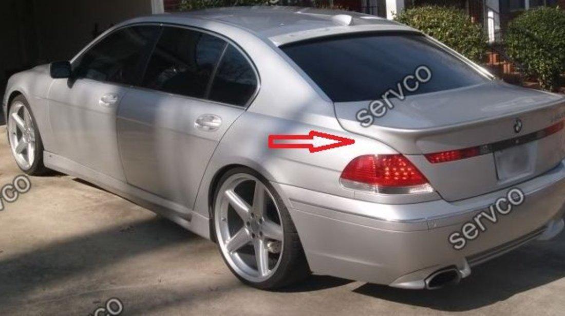 Eleron portbagaj  BMW E65 Seria 7 ACS Ac Schnitzer 2001-2008 v1