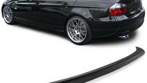 Eleron portbagaj BMW E90 intre 2007-2011 Negru mod...