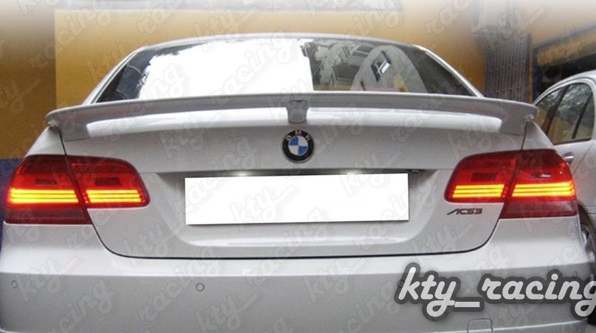 ELERON PORTBAGAJ BMW E92 AC SCHNITZER