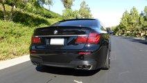 Eleron portbagaj BMW F01 Seria 7