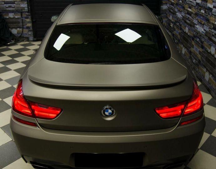 Eleron portbagaj BMW F06 Seria 6 Gran Coupe M6