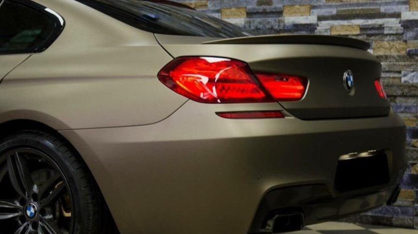 Eleron portbagaj BMW F06 Seria 6 Gran Coupe