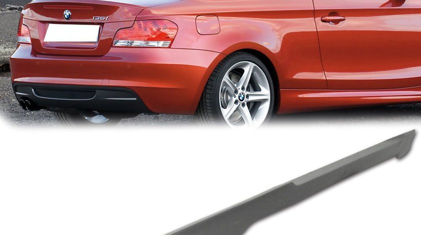 Eleron portbagaj BMW seria 1 E82 MODEL M4 LOOK