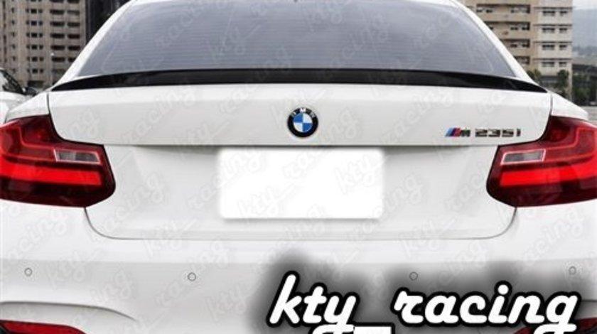 Eleron portbagaj BMW seria 2 F22 fibra carbon Performance