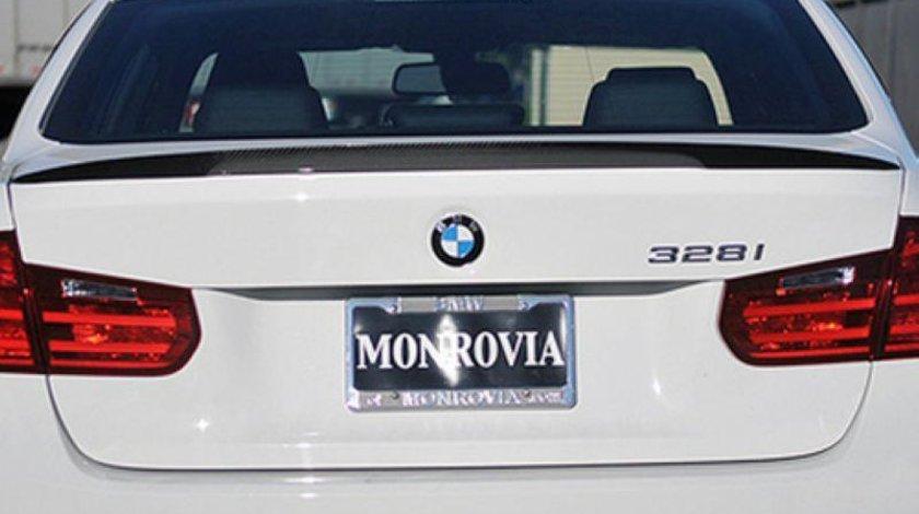 Eleron portbagaj BMW seria 2 material fibra carbon