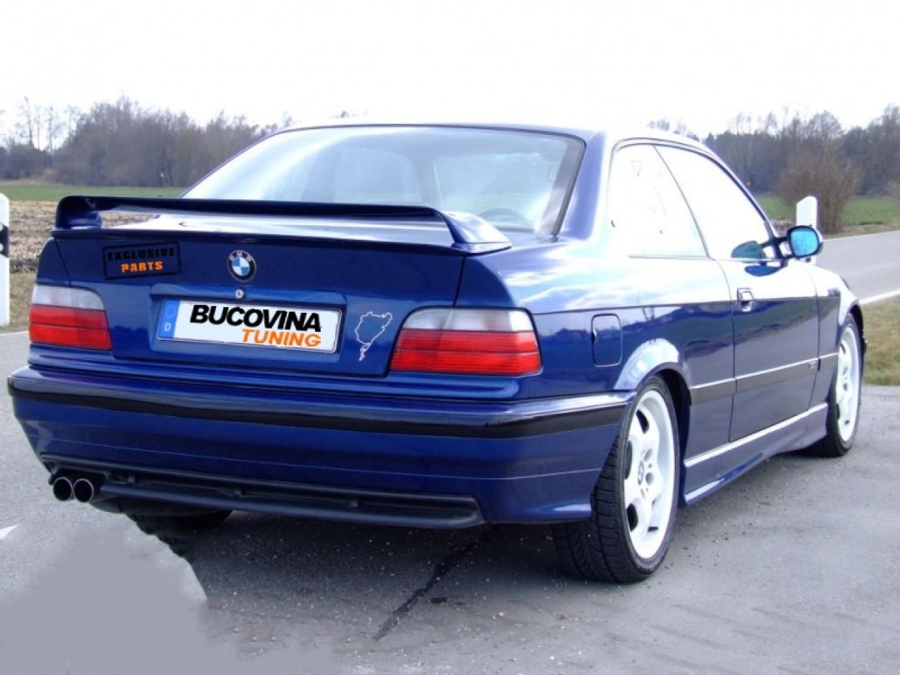 ELERON PORTBAGAJ BMW SERIA 3 E36 LTW M3 DESIGN (92-99)