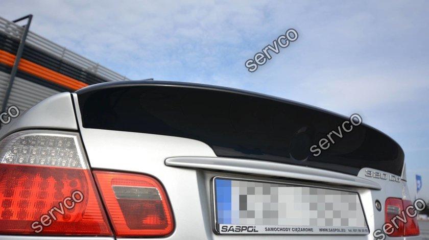 Eleron portbagaj BMW Seria 3 E46 Coupe M3 CSL LOOK 1998-2001 v3