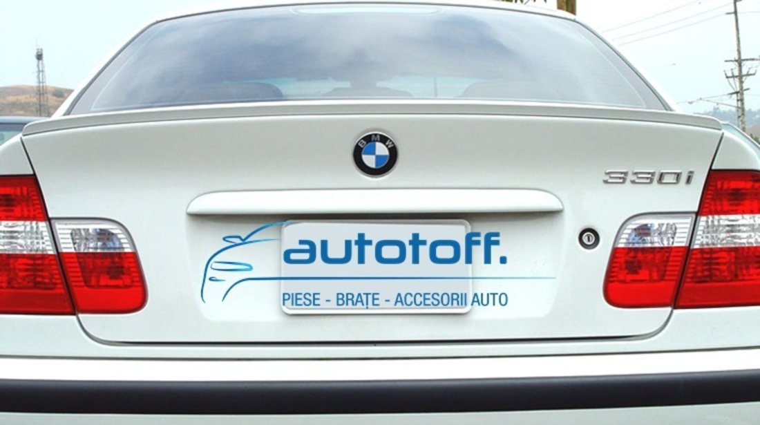 Eleron portbagaj BMW seria 3 E46