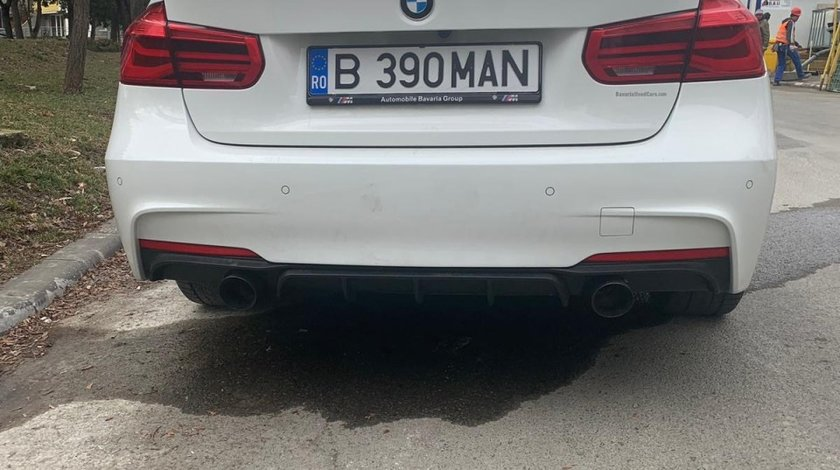 Eleron portbagaj BMW seria 3 F30 model M3 Banda inclusa