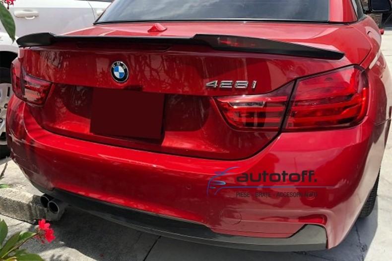 Eleron portbagaj BMW Seria 4 F33 (2014+) M4 Design