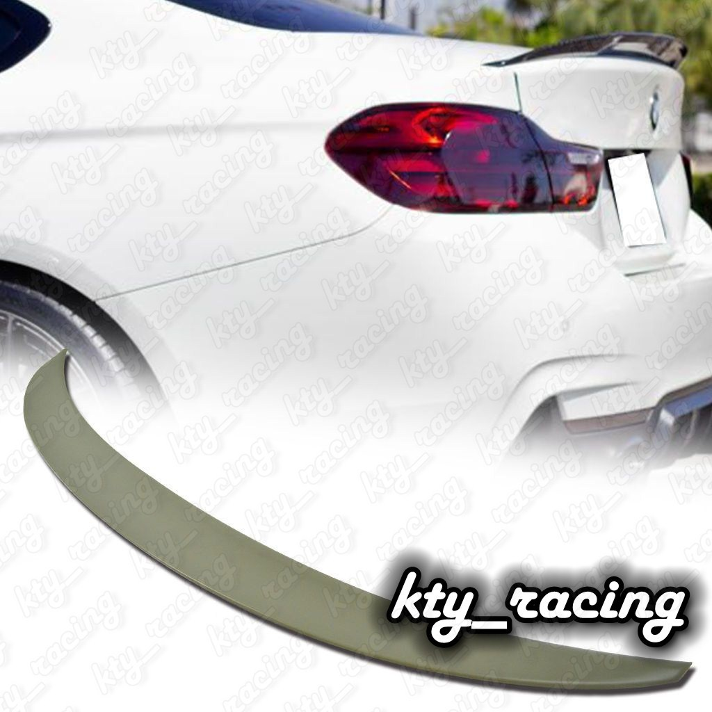 Eleron portbagaj BMW seria 4 model Performance CARBON
