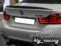 Eleron portbagaj BMW seria 4 model Performance CARBON