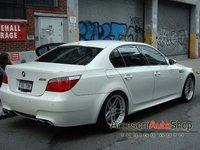 Eleron Portbagaj BMW Seria 5 E60 ( 2004-2010 ) Plastic ABS