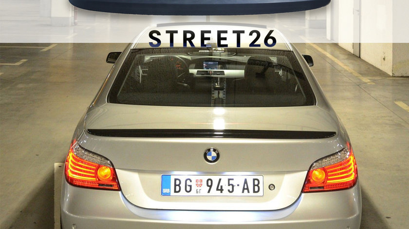Eleron portbagaj BMW Seria 5 E60 Sedan M5 Design