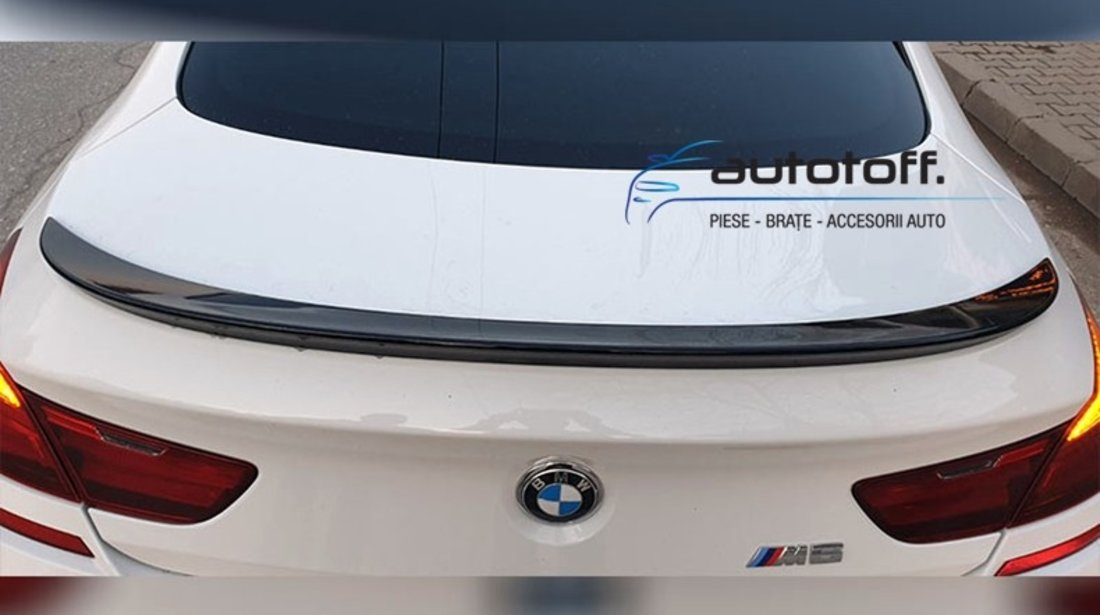 Eleron portbagaj BMW Seria 6 F06 (2011+) model M6