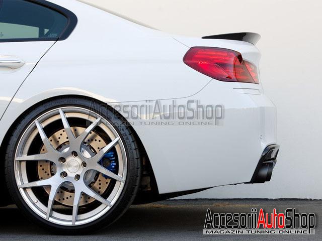 Eleron portbagaj BMW Seria 6 F13 Coupe M6