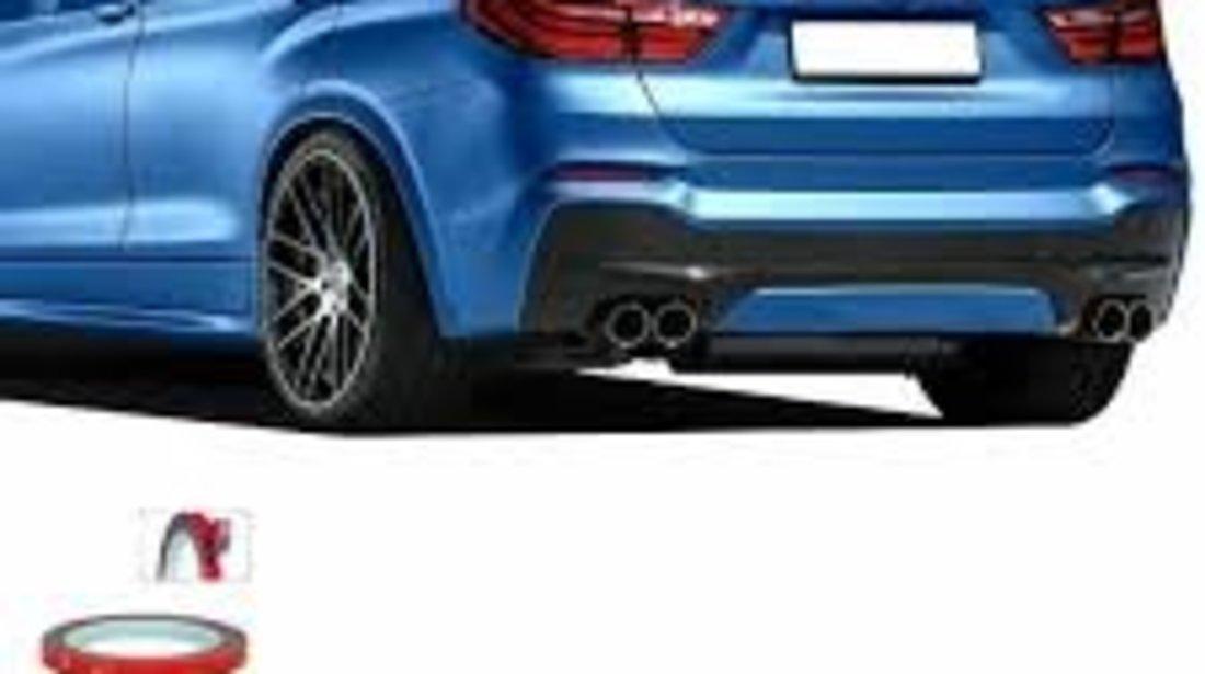 Eleron Portbagaj BMW X4 F26 (2014-2018) negru lucios