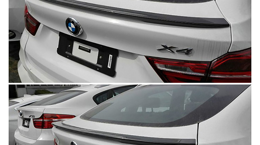 Eleron portbagaj BMW X4 F26