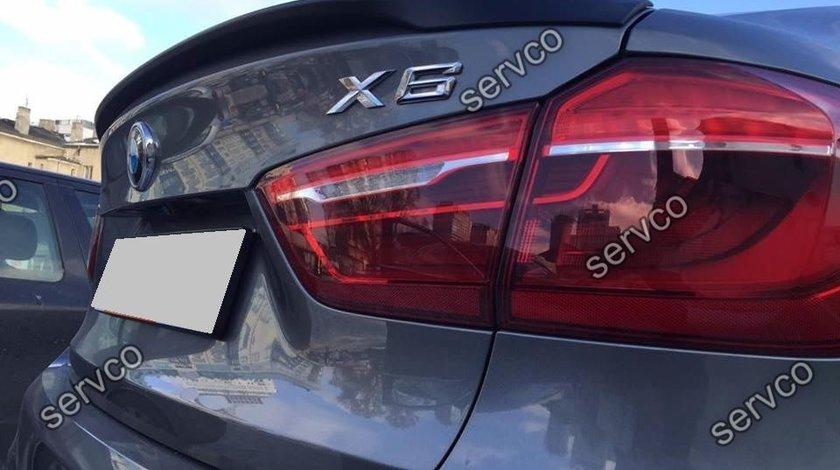 Eleron portbagaj BMW X6 F16 M50D M Performance Aero 2014-2018 v1