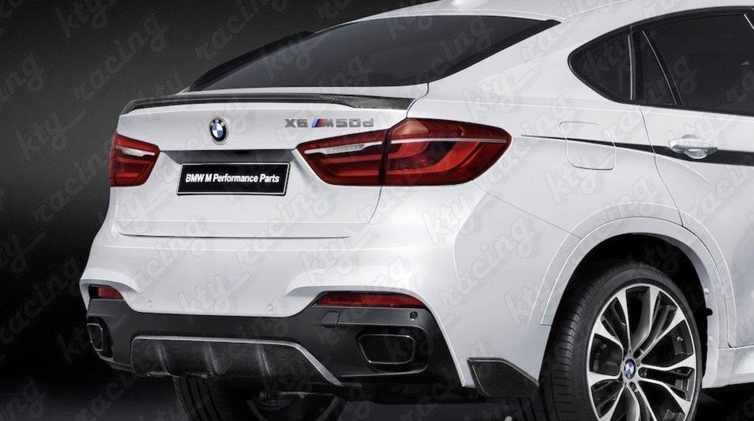 Eleron Portbagaj BMW x6 F16 model Performance plastic abs  ⭐️⭐️⭐️⭐️⭐️