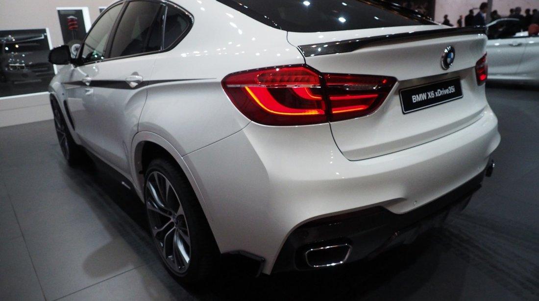 Eleron portbagaj BMW X6 M F16