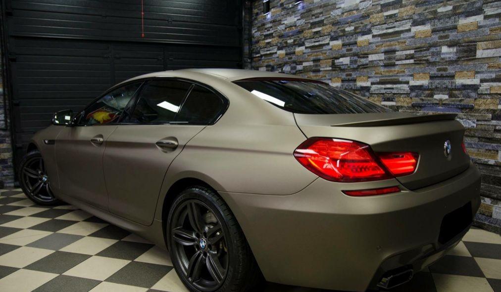 Eleron portbagaj BMW