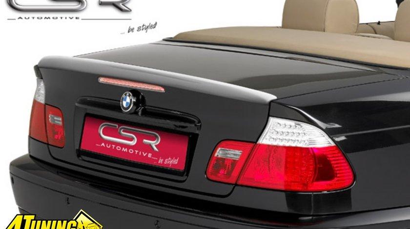 Eleron Portbagaj Dedicat BMW E46 M3 asemenea coupe cabrio LCI HF311