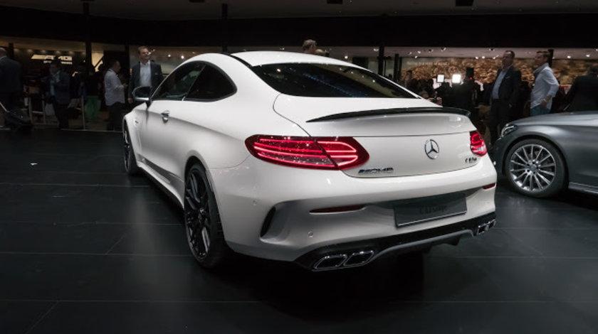 Eleron portbagaj Mercedes Benz C-Class Coupe C205 C180 C350 C63 2016 AMG