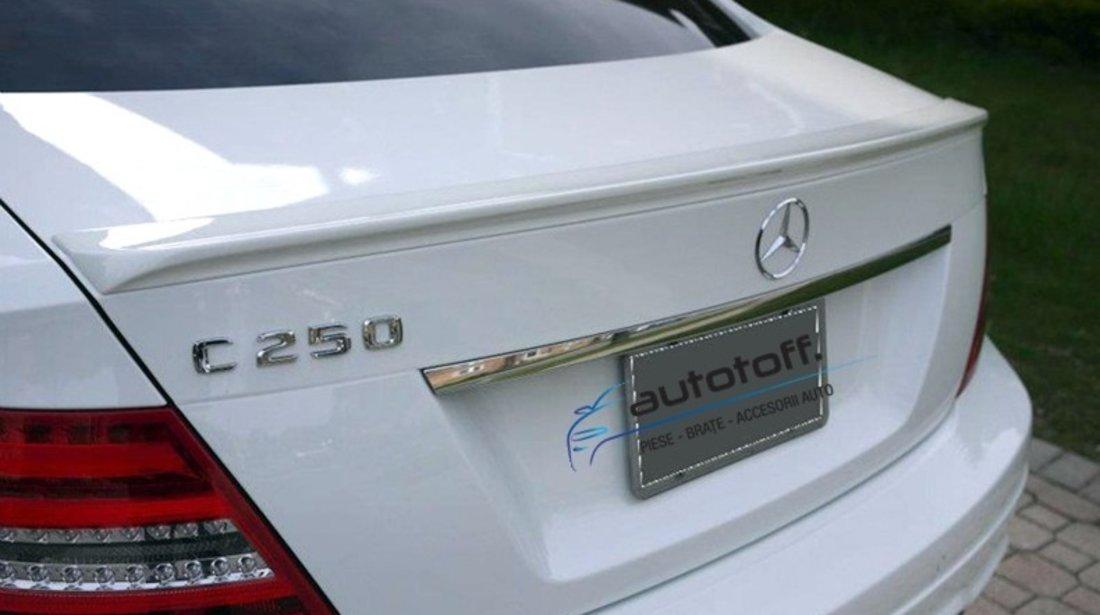Eleron portbagaj Mercedes Benz C-Class W204 (2007+) model AMG