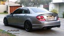 Eleron portbagaj Mercedes-Benz C-Class W204 model ...
