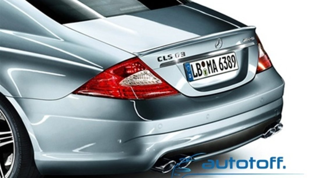 Eleron portbagaj Mercedes Benz CLS-Class W219 (2004-2010) model AMG