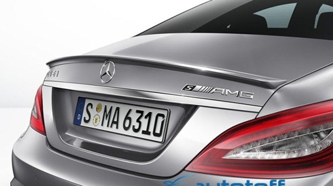 Eleron portbagaj Mercedes Benz CLS W218 (2011+) model AMG