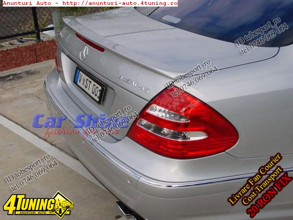 ELERON PORTBAGAJ MERCEDES BENZ E Class W211 PLASTIC ABS