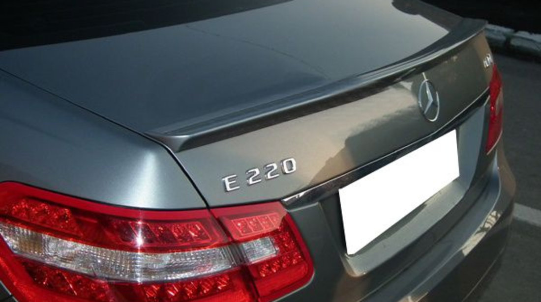 Eleron Portbagaj Mercedes Benz E Class W212 (2009+)