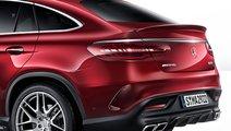 Eleron portbagaj Mercedes Benz GLE Coupe C292 (201...