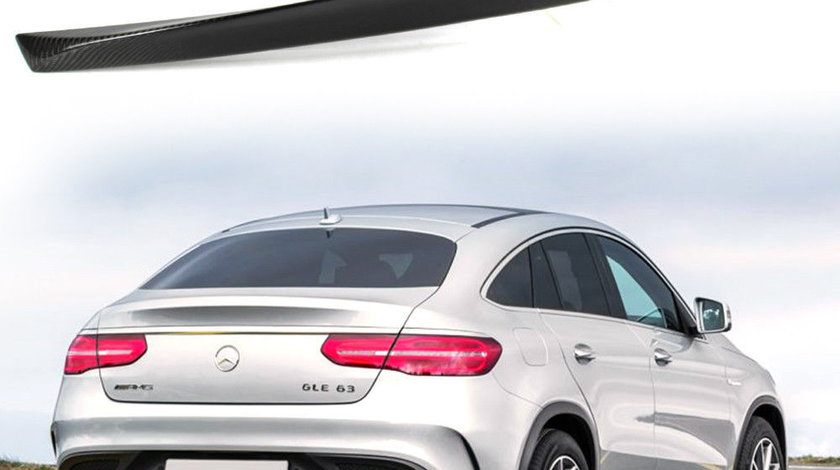 Eleron portbagaj Mercedes Benz GLE Coupe C292 AMG CARBON