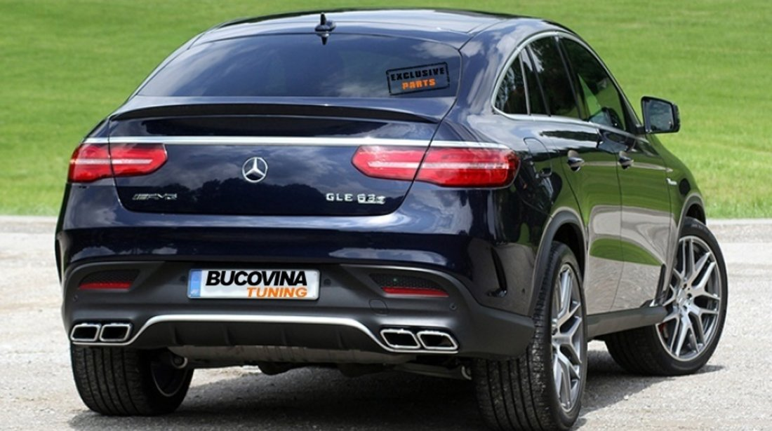 Eleron portbagaj Mercedes Benz GLE Coupe C292